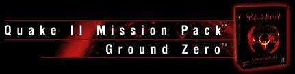 Box art - Quake 2 Mission Pack 2: Ground Zero