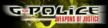 Box art - G-Police: Weapons Of Justice