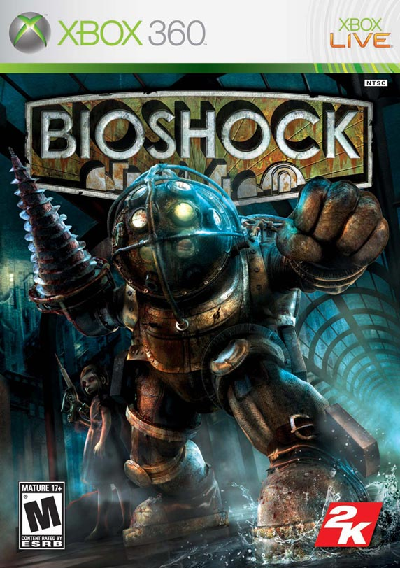 Box art - BioShock