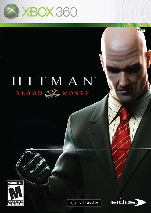 Box art - Hitman: Blood Money