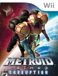 Box art - Metroid Prime 3: Corruption