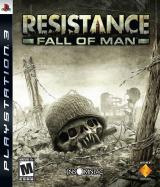 Box art - Resistance: Fall of Man