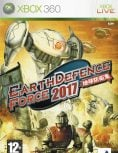 Box art - Earth Defense Force 2017
