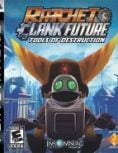 Box art - Ratchet & Clank Future: Tools of Destruction