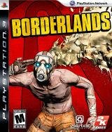 Box art - Borderlands