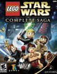 Box art - Lego Star Wars: The Complete Saga