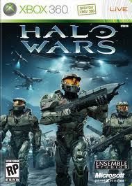 Box art - Halo Wars