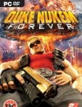 Box art - Duke Nukem Forever