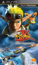 Box art - Jak and Daxter: The Lost Frontier
