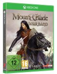 Box art - Mount & Blade: Warband