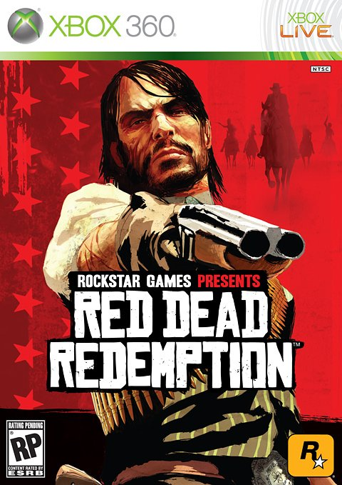 Box art - Red Dead Redemption