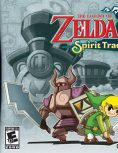 Box art - The Legend of Zelda: Spirit Tracks