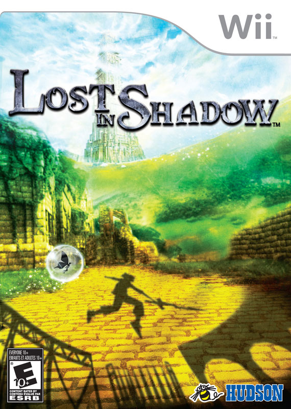 Box art - Lost in Shadow