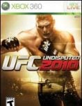 Box art - UFC Undisputed 2010