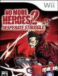 Box art - No More Heroes 2: Desperate Struggle