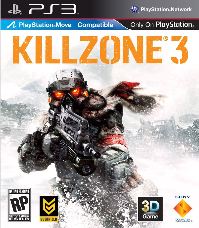 Box art - Killzone 3