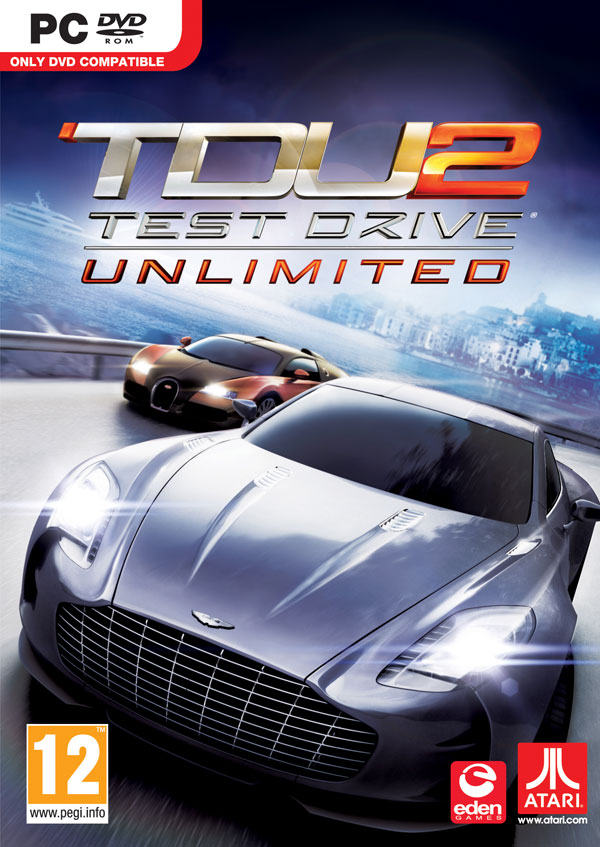 Box art - Test Drive Unlimited 2