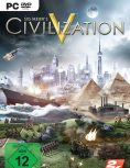 Box art - Civilization V