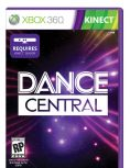 Box art - Dance Central