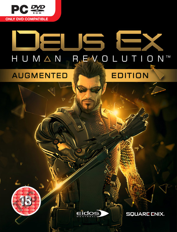 Box art - Deus Ex: Human Revolution