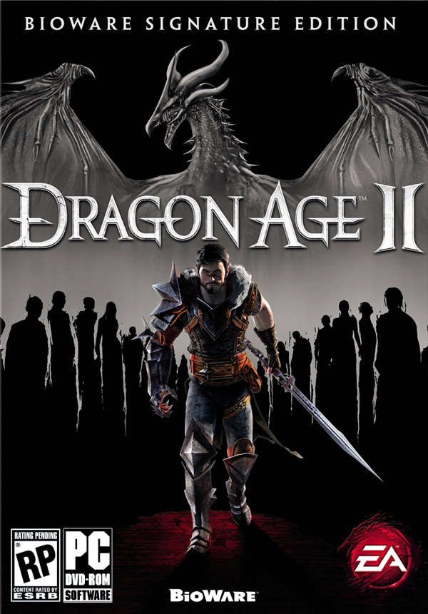 Box art - Dragon Age 2