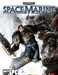 Box art - Warhammer 40,000: Space Marine