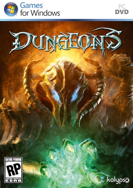 Box art - Dungeons