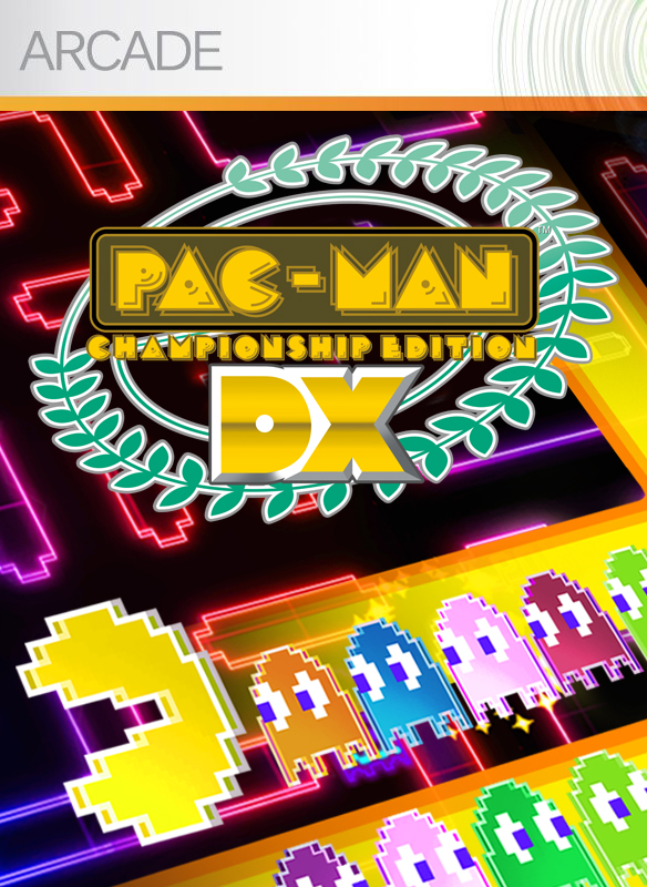 Box art - PAC-MAN Championship Edition DX