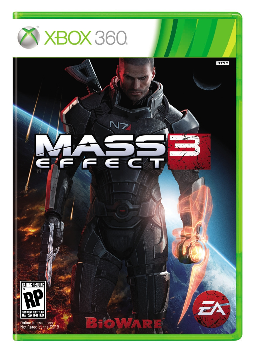 Box art - Mass Effect 3