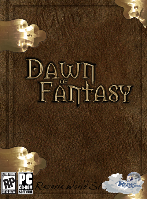 Box art - Dawn of Fantasy