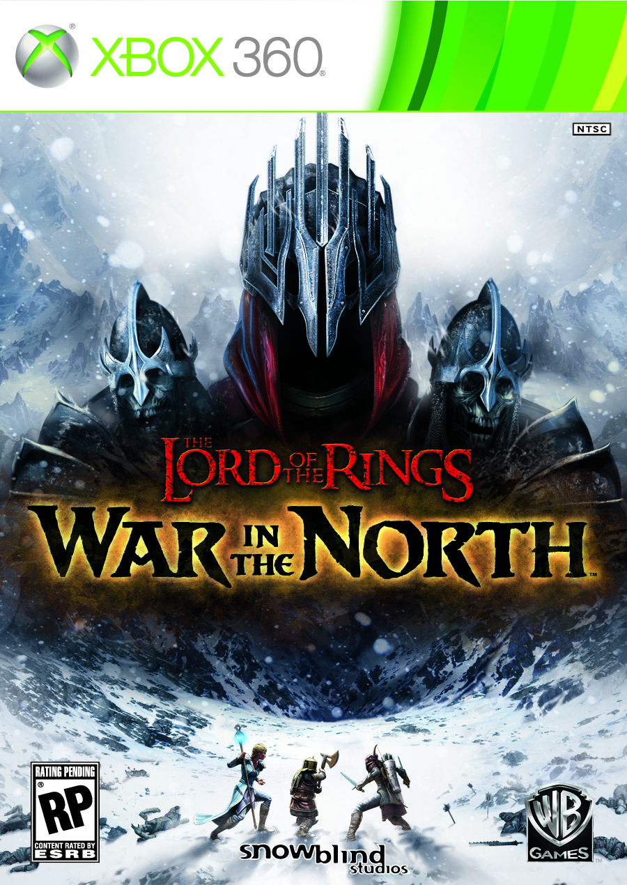 Box art - Lord of the Rings: War in the North