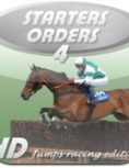 Box art - Starters Orders 4 Horse Racing