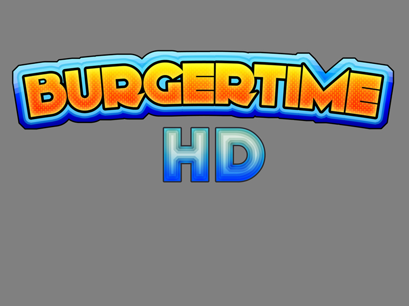 Box art - BurgerTime HD