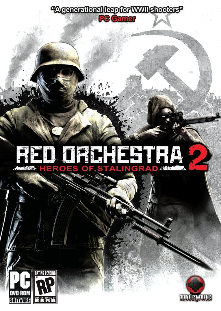 Box art - Red Orchestra 2: Heroes of Stalingrad