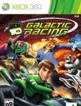 Box art - Ben 10 Galactic Racing