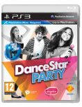 Box art - DanceStar Party