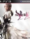 Box art - Final Fantasy XIII-2