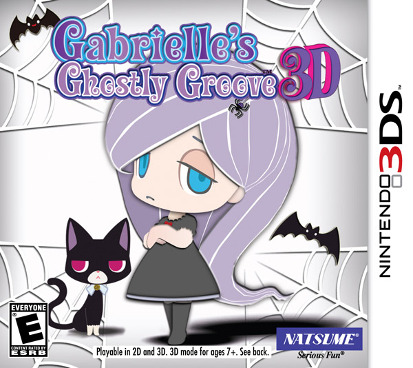 Box art - Gabrielle's Ghostly Groove