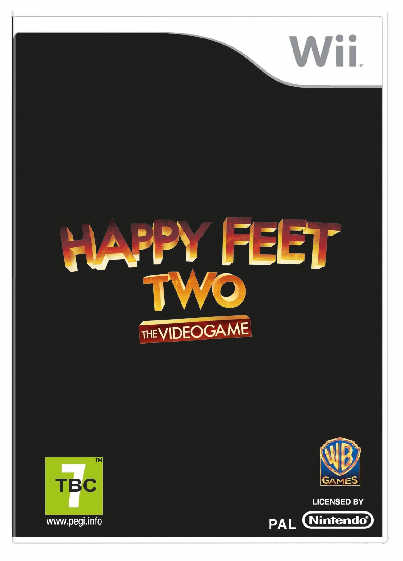 Box art - Happy Feet Two - The Videogame