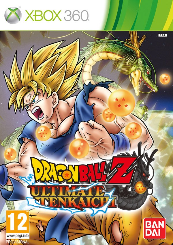 Box art - Dragon Ball Z: Ultimate Tenkaichi