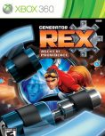Box art - Generator Rex: Agent of Providence