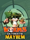 Box art - Worms Ultimate Mayhem