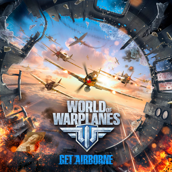 Box art - World of Warplanes