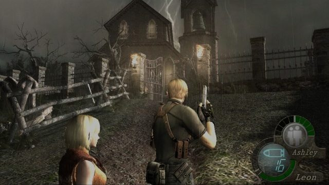 god of war resident evil 4