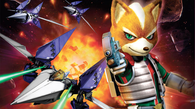 Star Fox Racing Spin-off