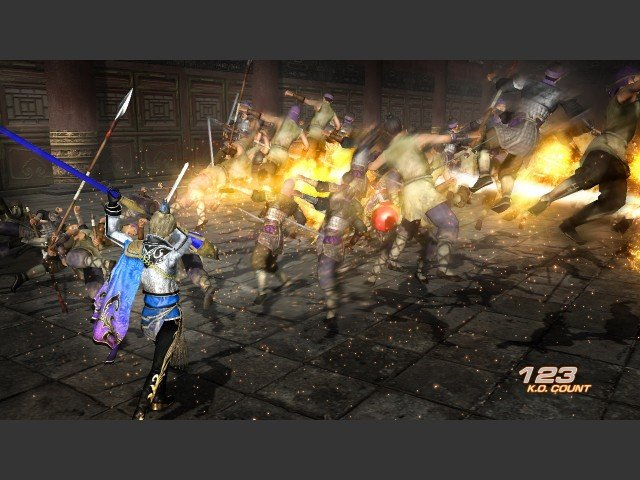 Box art - Dynasty Warriors 7
