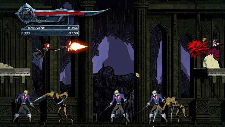 Bloodrayne Betrayal Review Gamerevolution