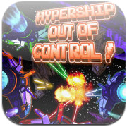 Box art - Hypership Out of Control
