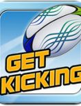 Box art - Get Kicking