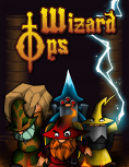 Box art - Wizard Ops